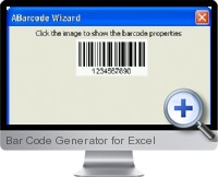 Bar Code Generator screenshot