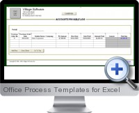 Office Process Templates screenshot