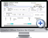 Useful Office Forms screenshot