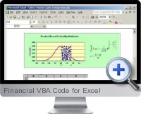Financial VBA Code screenshot