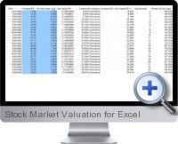 Stock Market Valuation screenshot