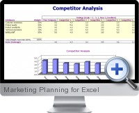 Marketing Planning screenshot