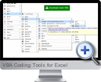VBA Coding Tools screenshot