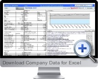Download Company Data screenshot
