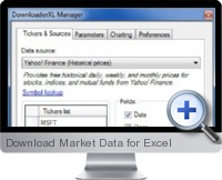 Download Market Data screenshot