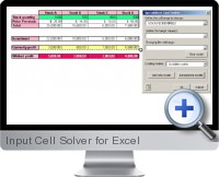 Input Cell Solver screenshot