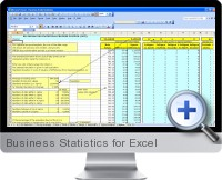 Business Statistics screenshot