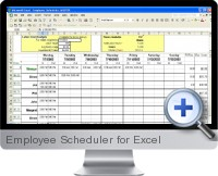 Employee Scheduler screenshot