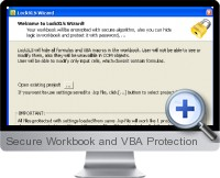 Secure Workbook and VBA Protection screenshot