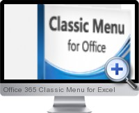Office 2010 Classic Menu screenshot