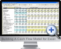 Building A Cash Flow Model screenshot