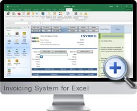 Invoicing System screenshot