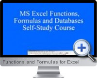 Functions and Formulas screenshot
