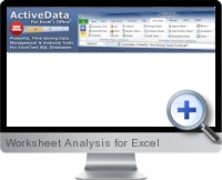 Worksheet Analysis screenshot