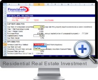 Residential Real Estate Investment screenshot