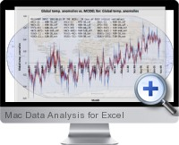 Mac Data Analysis screenshot