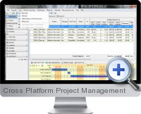 Cross Platform Project Management screenshot