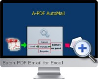 Batch PDF Email screenshot