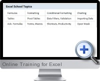 Online Training screenshot