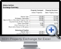 1031 Property Exchange screenshot