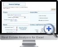 Real Estate Analysis screenshot
