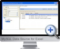 MySQL Data Source screenshot