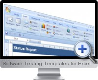 Software Testing Templates screenshot