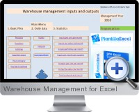 Warehouse Management screenshot
