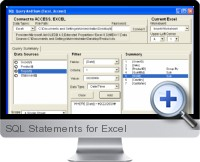 SQL Statements screenshot