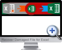 Recover Damaged File screenshot