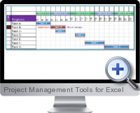 Project Management Tools screenshot