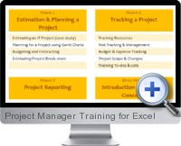 Project Manager Training screenshot