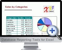 Database Reporting Tools screenshot