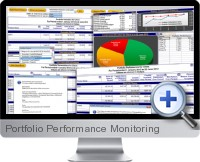 Portfolio Performance Monitoring screenshot