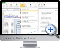 Economic Data screenshot