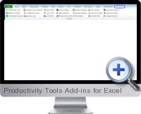 Productivity Tools Add-ins screenshot