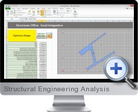 Structural Engineering Analysis screenshot