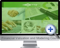 Financial Valuation and Modeling Course screenshot