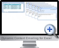 Dynamic Content Emailing screenshot