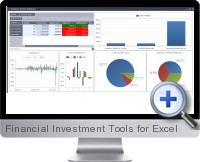 Financial Investment Tools screenshot