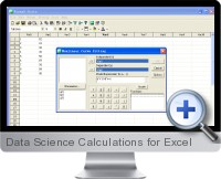 Data Science Calculations screenshot