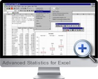 Advanced Statistics screenshot