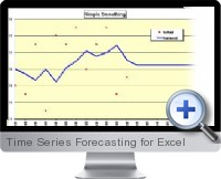 Time Series Forecasting screenshot